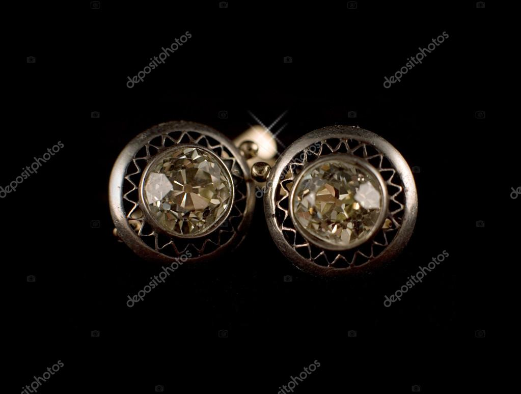 punchys shaped punchy diamond usa s large burnished earring silver earrings