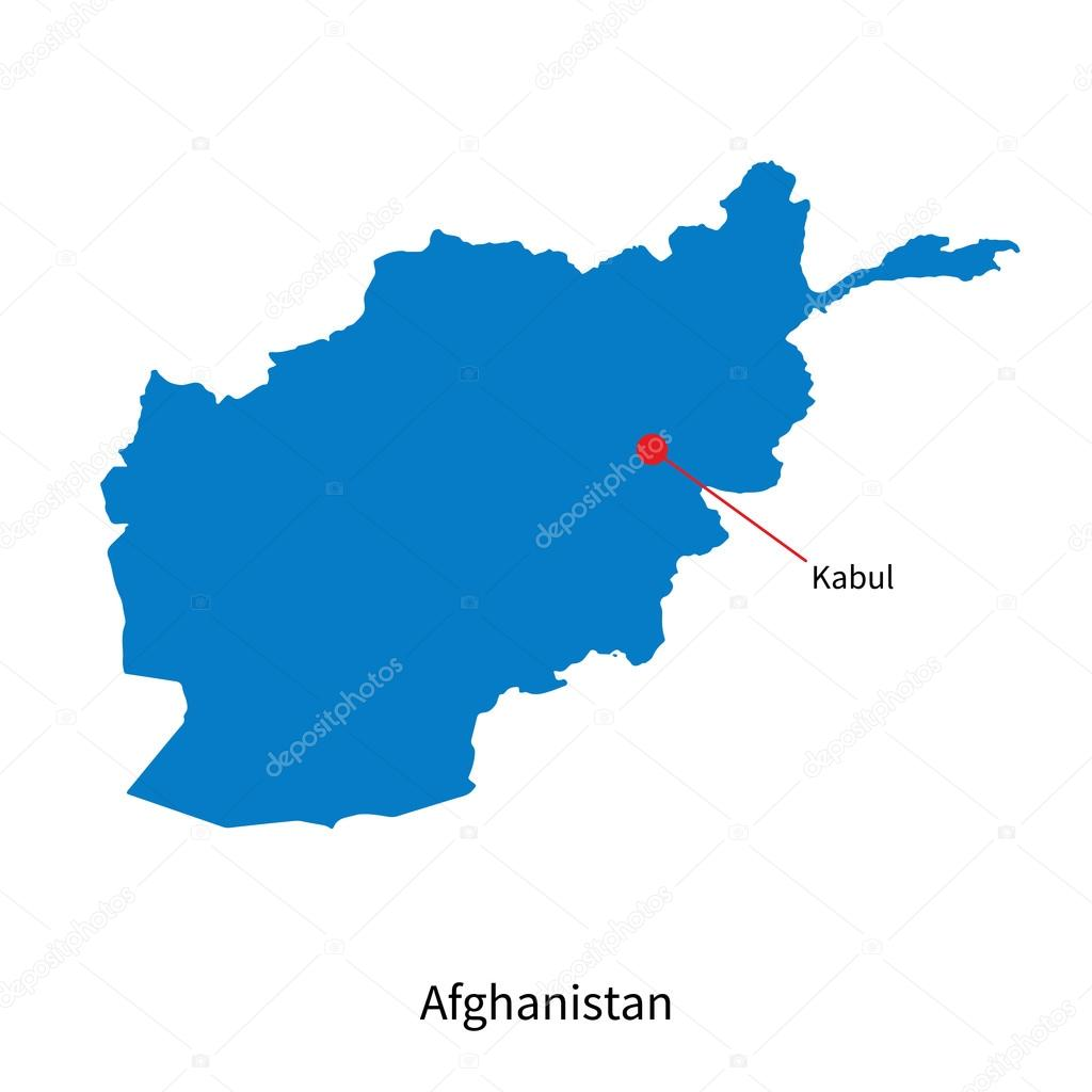 Detailed vector map of Afghanistan and capital city Kabul — Stock on vienna austria physical map, tunis tunisia physical map, moscow russia physical map, nairobi kenya physical map, pakistan physical map, budapest hungary physical map, dublin ireland physical map, calgary canada physical map, dar es salaam tanzania physical map, stockholm sweden physical map, hamburg germany physical map, zagreb croatia physical map, rome italy physical map, oslo norway physical map, paris france physical map, damascus syria physical map, cape town south africa physical map,