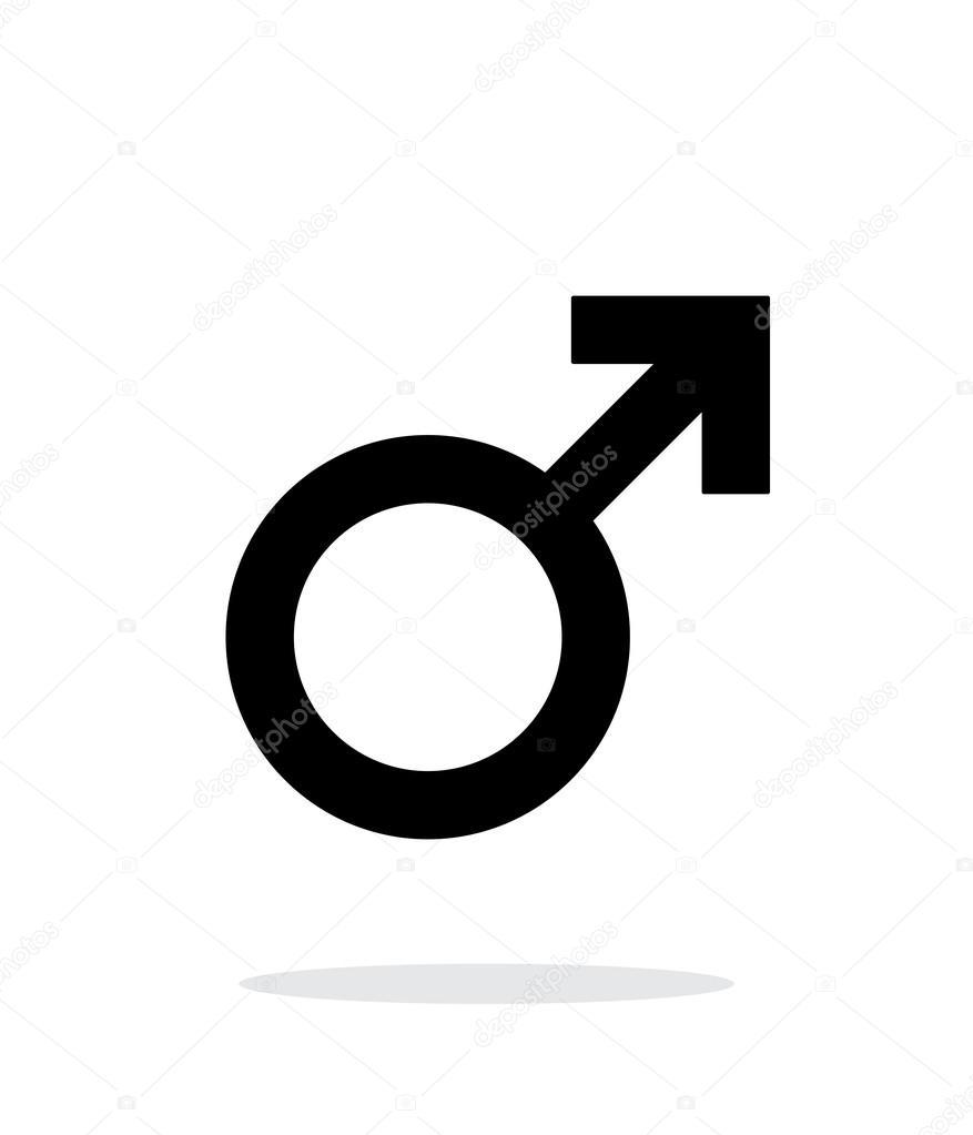 Symbol Männlich