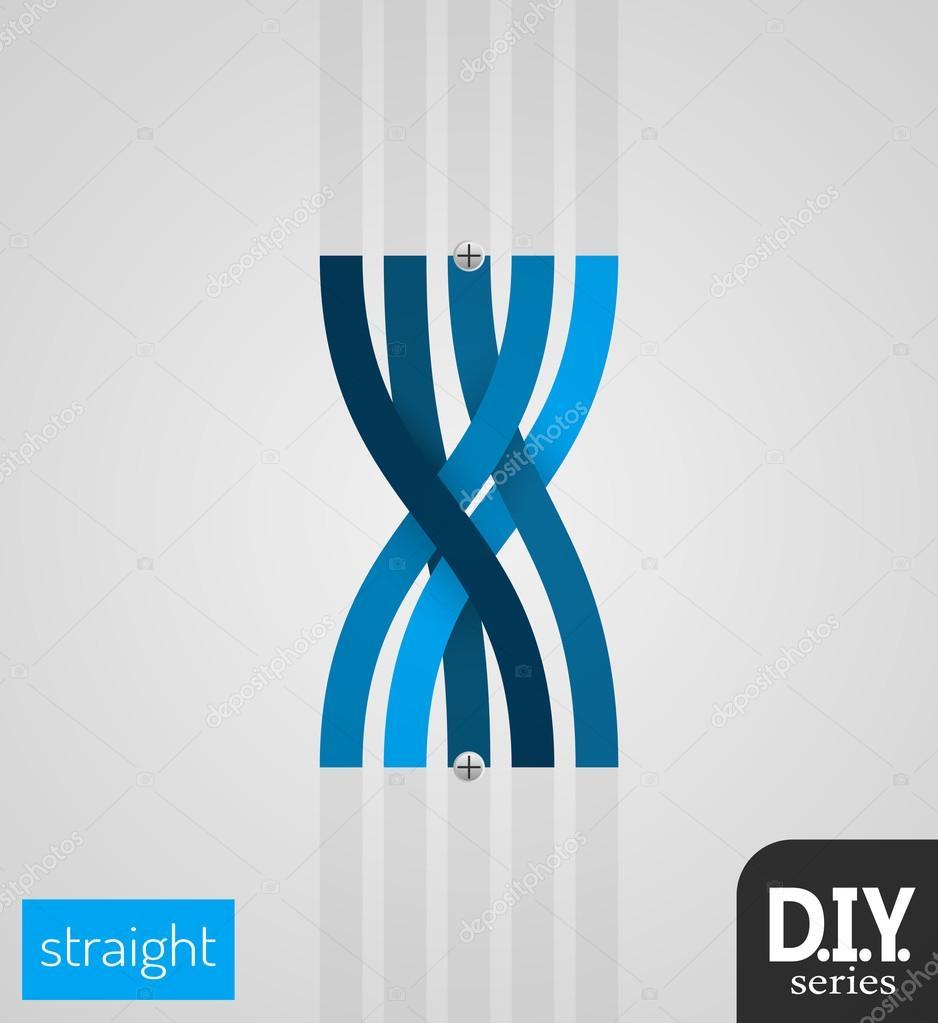 Do it yourself concept stock vector feri123 86881324 do it yourself concept straight blue lines design vector illustration vector by feri123 solutioingenieria Choice Image