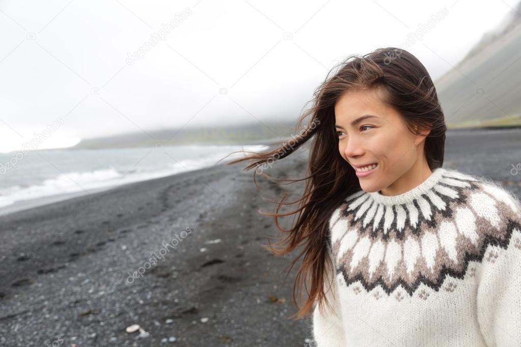 Islandia woman