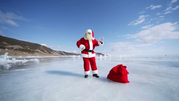 Tánc, Santa Claus