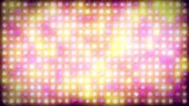 Tapety pro světlo lampy, abstraktní bokeh, bezešvé pozadí smyčky