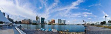 Macau Quay view