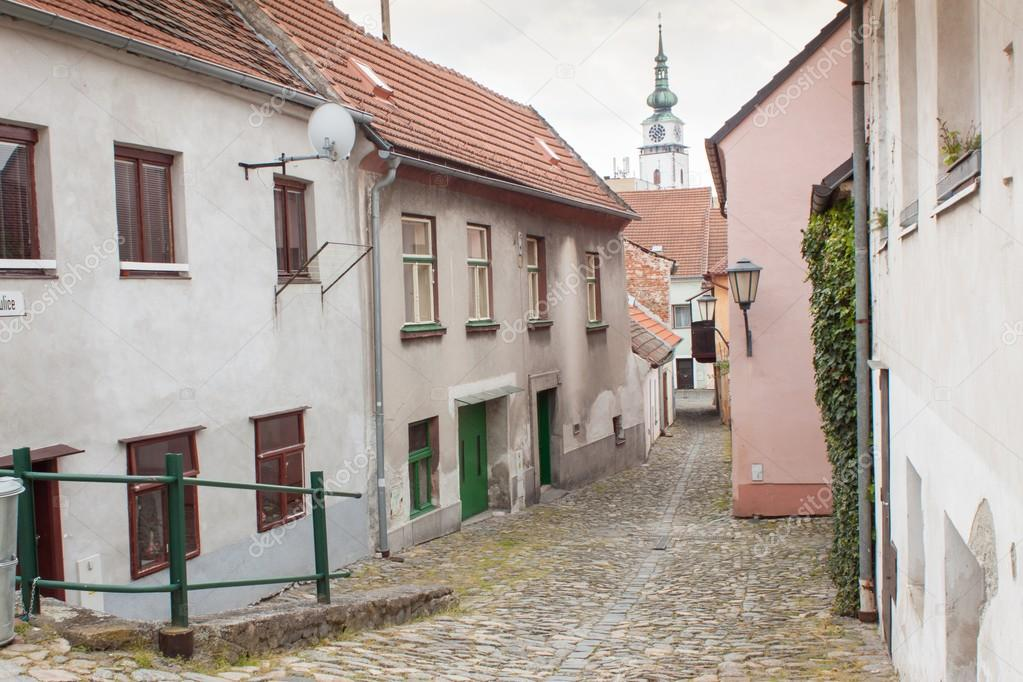 Old jewish town Trebic  UNESCO, the oldest Middle ages