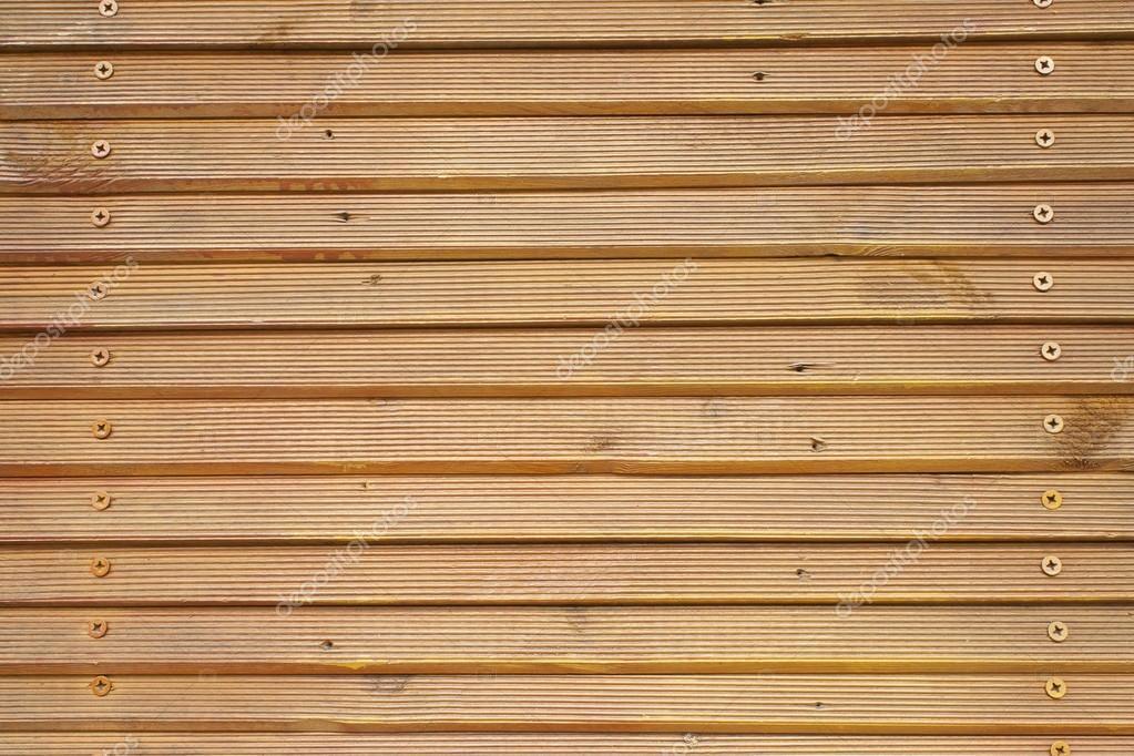 Beaded painted wood moldings, paneling outside house