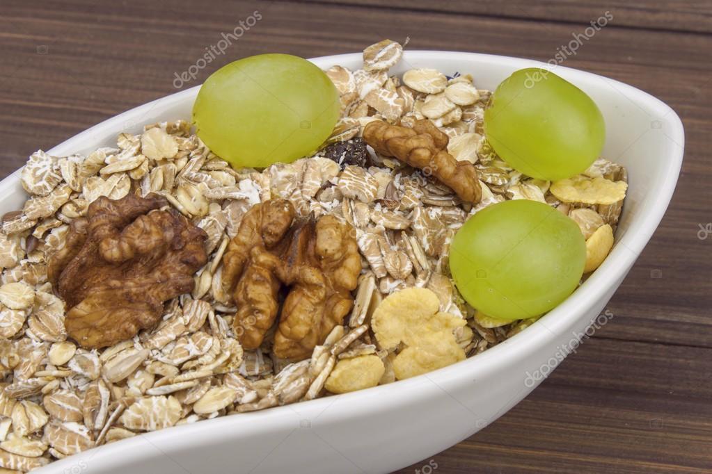 Cereales para dieta saludable
