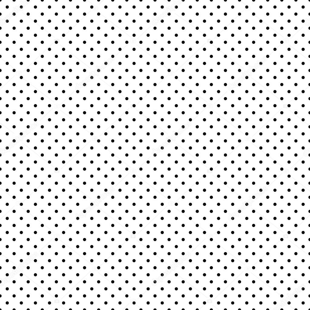 Seamless Vector Polka Dots For Pattern Background Wallpaper