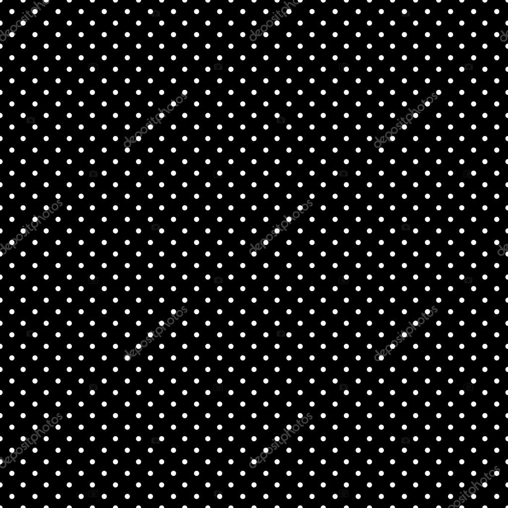 seamless vector polka dots for pattern background, wallpaper