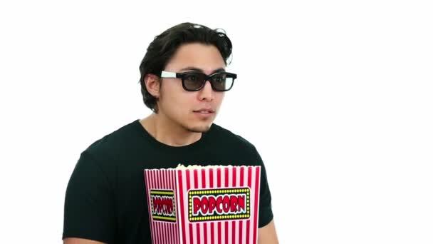 Shocked movie watcher!