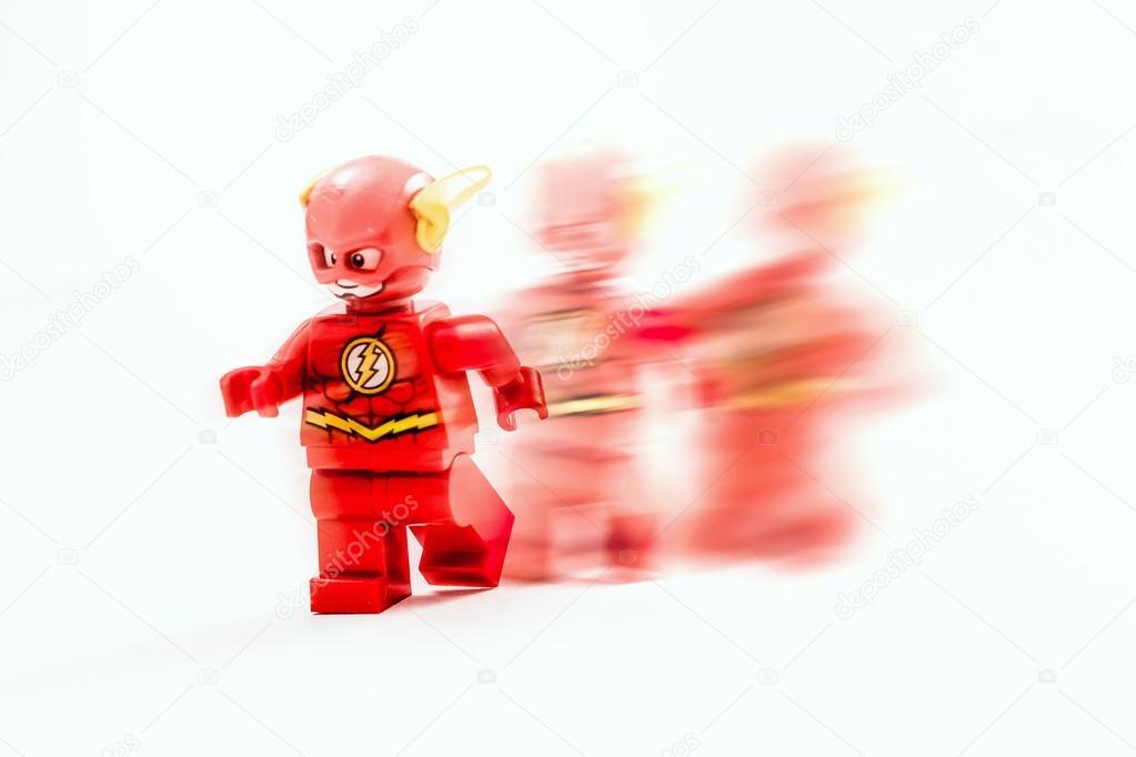 25 Lego Décembre Flash De Dc ZagrebCroatie 2015Jouet Comics m08nvNw