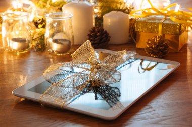 Digital tablet christmas gift