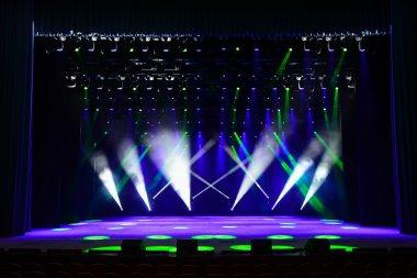 Concert stage