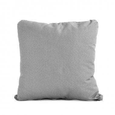 Grey Fluffy cushion