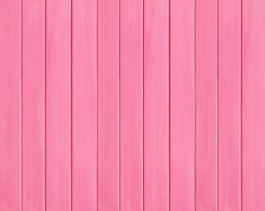 Pink colored wood plank texture as background