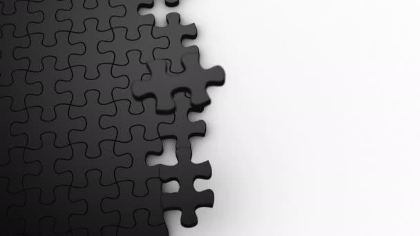 Animované puzzle, smyčka