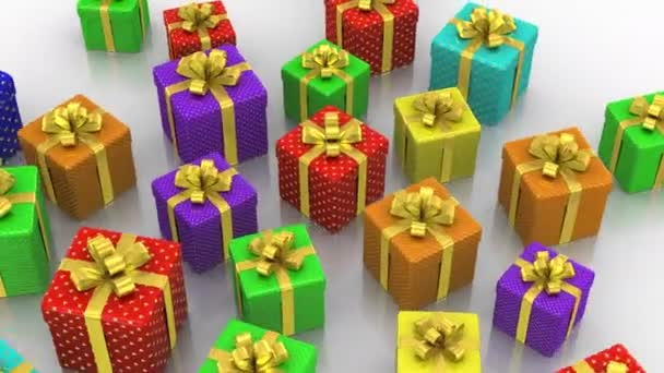 Animated gift boxes stock video dragun 112325814 animated gift boxes stock video negle Image collections