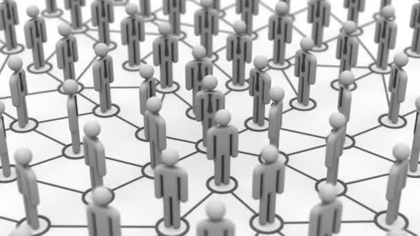 růst sociální sítě
