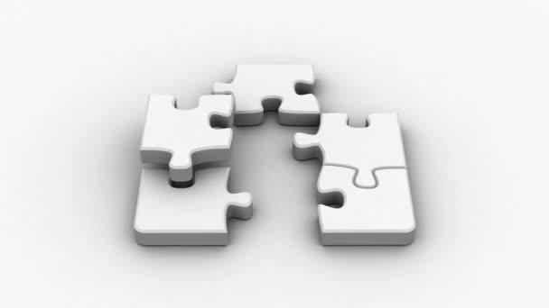 Animované puzzle