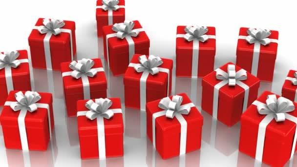 Animované dárkové boxy