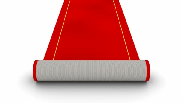 červený koberec