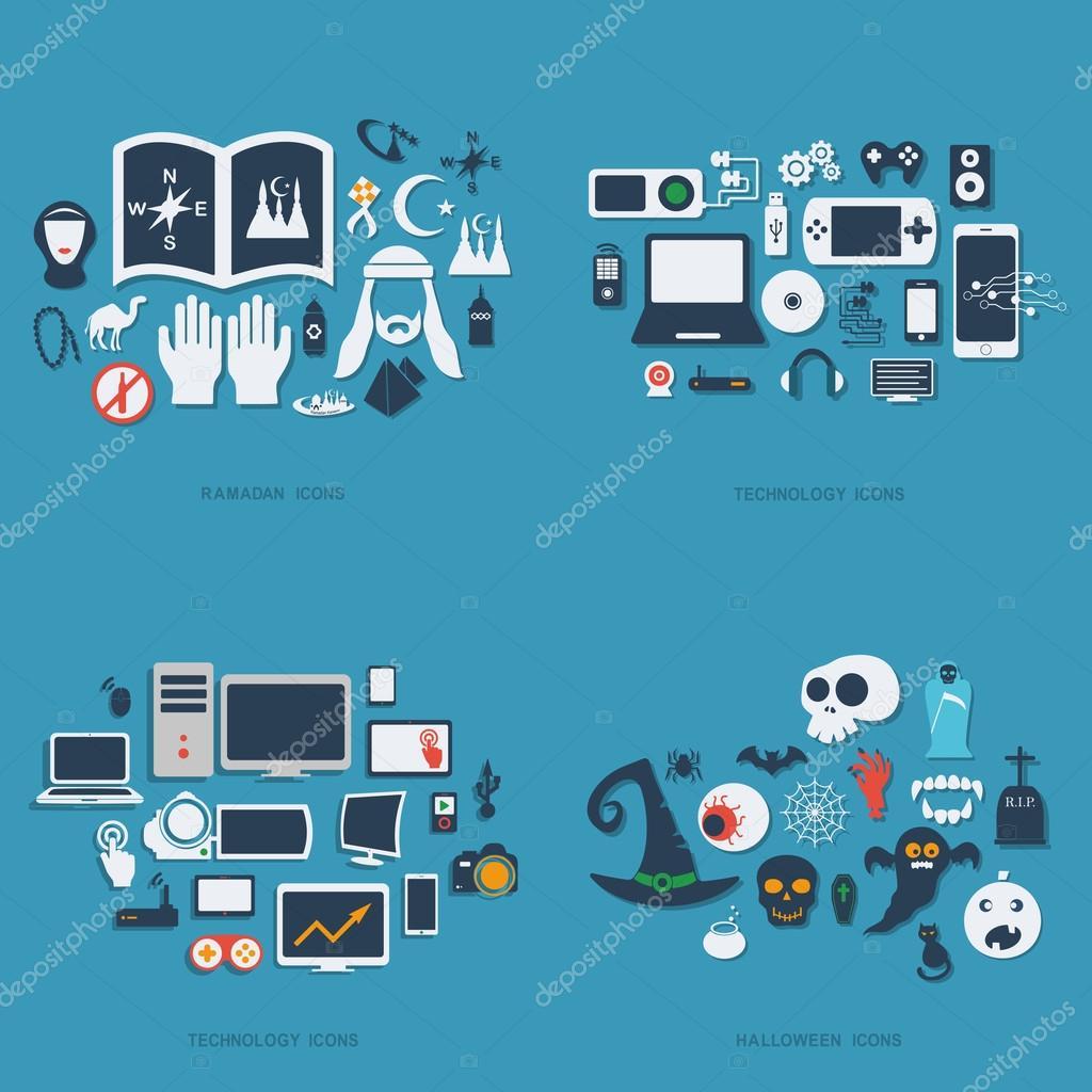 Ramadan, equipment, halloween