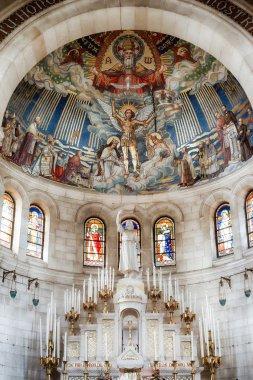 Interior of Basilique de Domremy