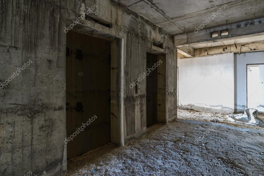 Elevator Door Under Construction Stock Photo C Itman47 77214493