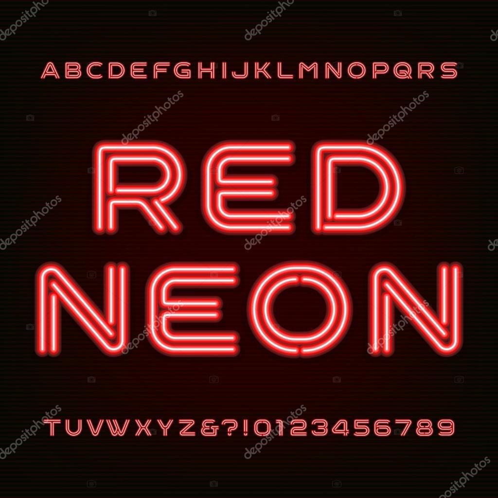 Czerwony btube