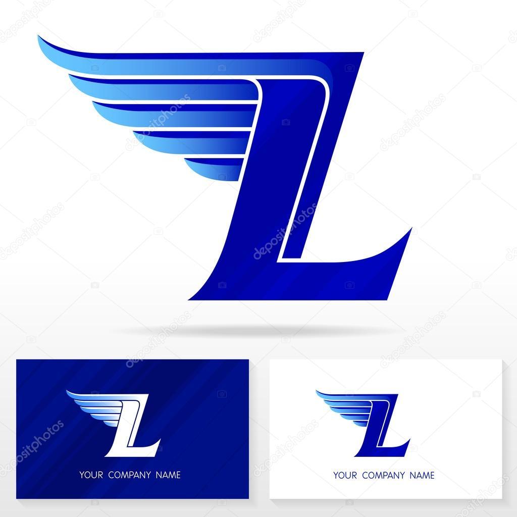 Elementos de plantilla de letra L logo icono diseño - ilustración ...