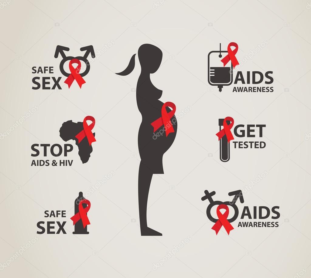 医療・医学の概念、エイズと Hiv...