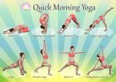 Gyors reggeli jóga