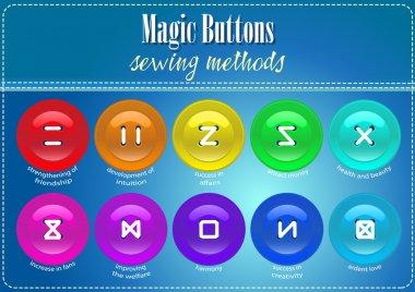 Magic Bottons