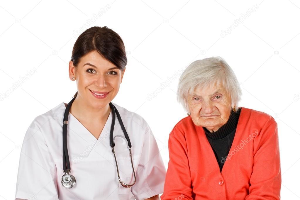 молодую медсестру трахнул пожилой