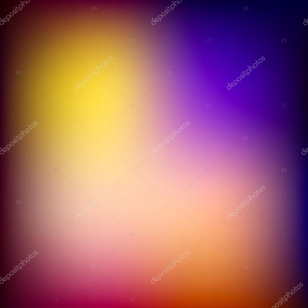 Abstract Purple And Yellow Vector Background Color Mesh