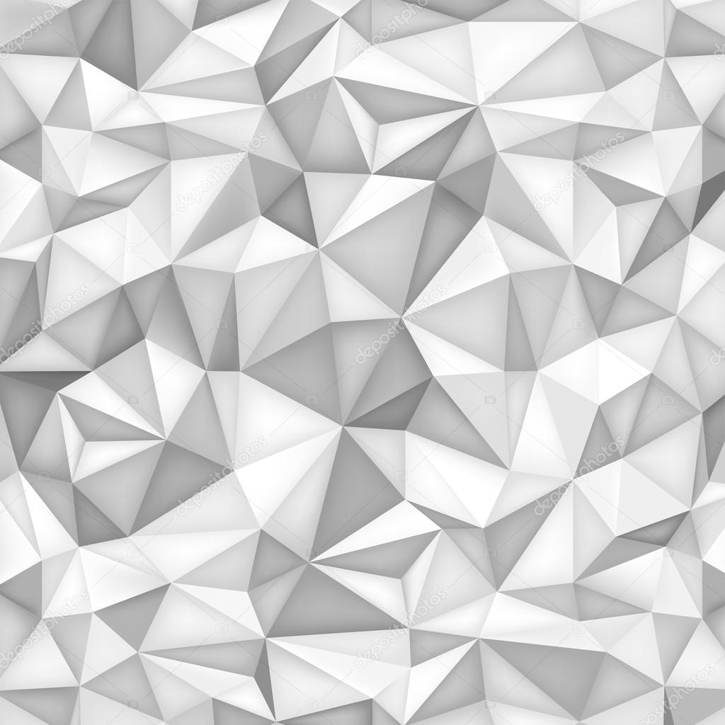 Low Polygon Shapes Background Triangles Mosaic Vector Design Creative Templates Grey Paper Wallpaper By Panimoni
