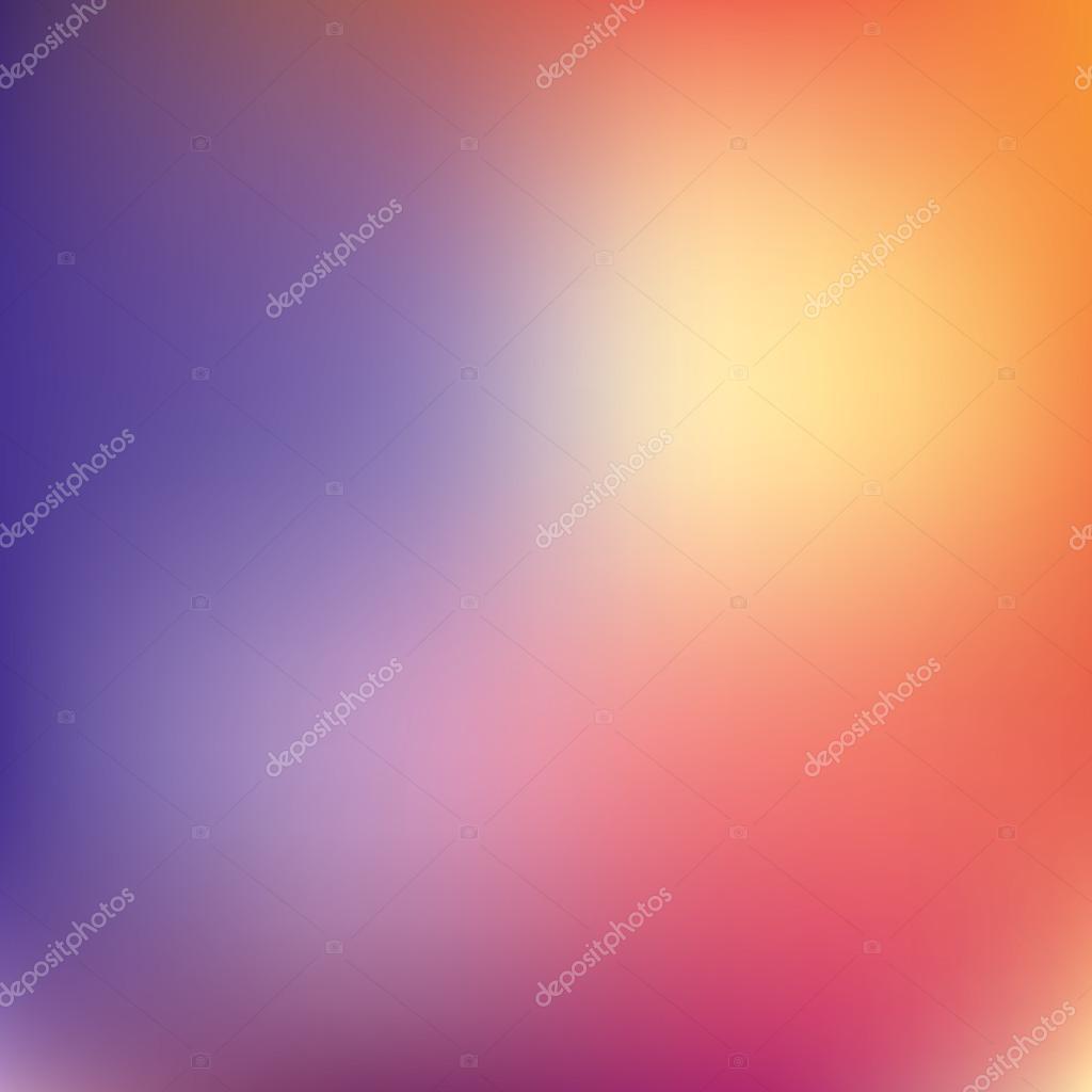 abstrakte vektor hintergrund, farbverlauf, lila und orange glatte