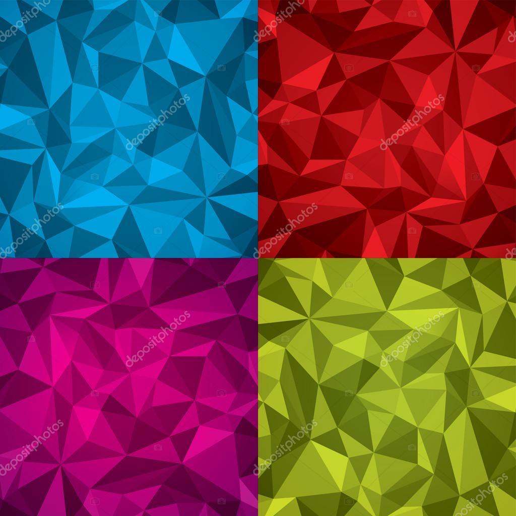 весной геометрия романтический розовый плакат Баннер фон