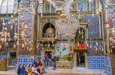 The Armenian Church in Jerusalem