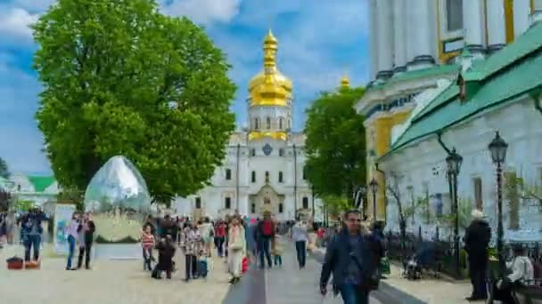 The Easter in Kiev Pechersk Lavra