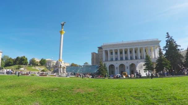 Místa Kyjev