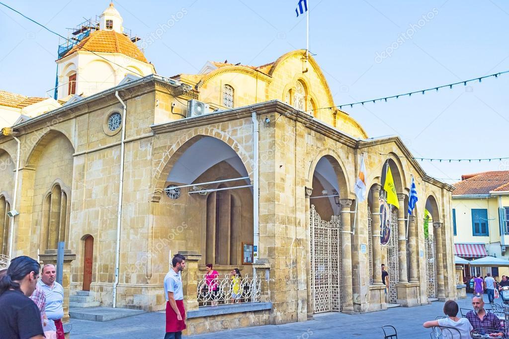 Resultado de imagen para cristianos de la Iglesia de Faneromeni Chipre