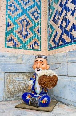The old Uzbek