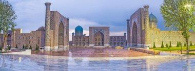 The rainy Registan