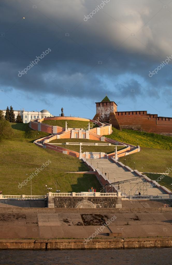 фото кремля в нижнем новгороде скачать