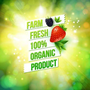 Guaranteed Farm Fresh Organic Product