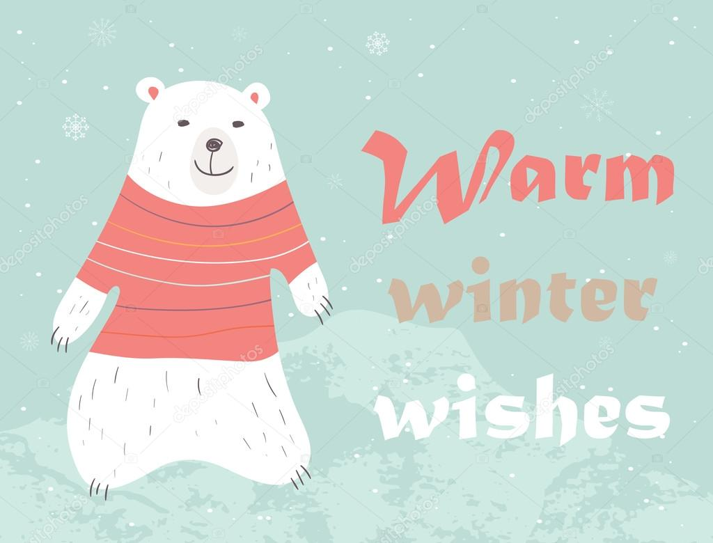 Áˆ Warm Winter Wishes Stock Images Royalty Free Warm Winter Wishes Vectors Download On Depositphotos