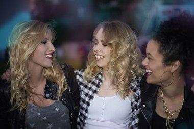 Three Happy best friends