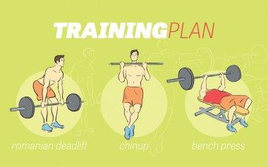 Training Plan infographic