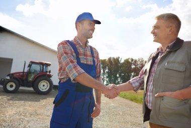 Good deal between business partners